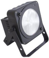 Zwarte JB Systems JB-Systems COB Plano - Compact 36W RGB COB LED spot