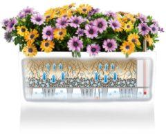 LECHUZA Plantenbak Balconera Color 50 ALL-IN-ONE wit 15670