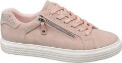 Paarse Graceland Dames Roze sneaker sierrits - Maat 38