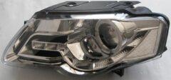 AutoStyle Set Koplampen DRL-Look passend voor Volkswagen Passat 3C 2005-2010 - Chroom