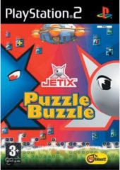 Playstation Jetix Puzzle Game