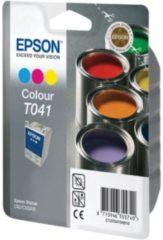Epson inktcartridge T041, 3 kleuren, 300 pagina's - OEM: C13T04104010