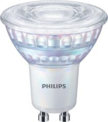Philips Lighting LED-lamp Energielabel A++ (A++ - E) GU10 Reflector 6.2 W = 80 W Warmwit (Ø x l) 5 cm x 5.6 cm Dimbaar 1 stuk(s)
