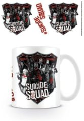 Witte SUICIDE SQUAD DENIABLE EXPENDABLE Mugs