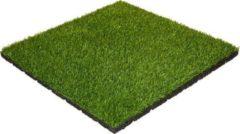 Sporttrader Rubber Tegel met Kunstgras Toplaag - 50 x 50 x 3 cm