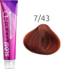 Subtil - Color - Tone HD - 7/43 - 60 ml