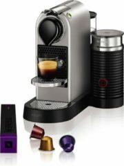 Krups Nespresso CitiZ & Milk XN760B - Koffiecupmachine - Zilver