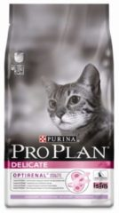 Pro Plan Cat Adult Delicate Kalkoen&Rijst - Kattenvoer - 1.5 kg - Kattenvoer
