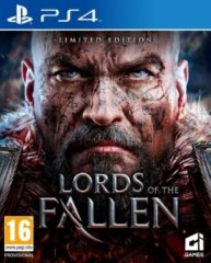 Square Enix Lords of the Fallen Limited Edition