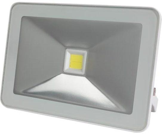 Afbeelding van Universeel Design Led-schijnwerper - 50 W, Neutraalwit - Wit