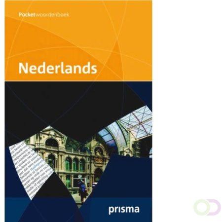 Afbeelding van Woordenboek Prisma pocket Nederlands-Belgisch