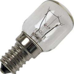 Gloeilampgoedkoop.nl Buislamp helder 15W kleine fitting E14