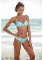 Blauwe Sunseeker bikinibroekje