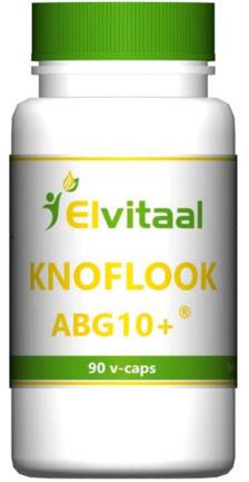 Afbeelding van Elvitaal Knoflook AGB10+ 90 Capsules