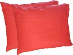 Rode Kussenslopen SleepMoon 60x70 Red 2- PACK