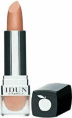 Huidskleurige IDUN Minerals - Lipstick Matt Hjortron