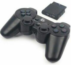 GMB Gembird JPD-WDV-01 Gamepad PC,Playstation 2,Playstation 3 Zwart game controller