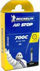 Zwarte Michelin Air Stop binnenband voor de racefiets / stadsfiets - Binnenbanden