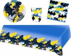 Batman feestpakket - voordeelpakket 8 kinderen