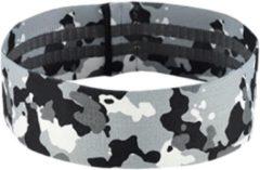 DW4Trading® - Weerstandsband elastiek leger grijs