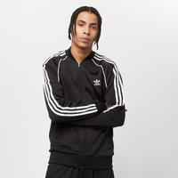 Zwarte Superstar Primeblue Trainingsjacke