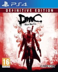 Capcom DmC: Devil May Cry - Definitive Edition /PS4