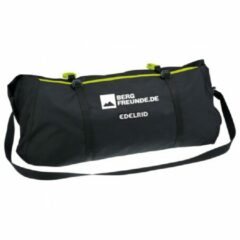Edelrid - Liner Bergfreunde Edition - Touwzak zwart/groen