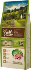 Sam's Field Adult Medium Rund&Kalf&Aardappel - Hondenvoer - 13 kg