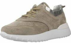 Bruine Lage Sneakers Alpe 4064 11
