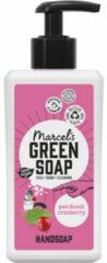 Groene Marcel s Green Soap Marcel's groen Soap Handzeep Patchouli & Cranberry