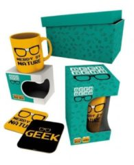 Gb Eye Cadeauset Geek 300/500 Ml Geel