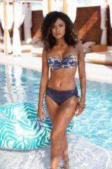 Grijze LASCANA bikinibroekje »Malia«