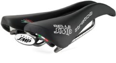 Zwarte Selle SMP Stratos zadel - Performance zadels