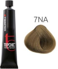 Goldwell - Topchic - 7NA Middel Natuurlijk As Blond - 60 ml