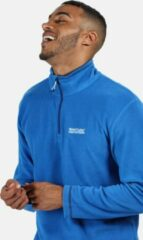 Blauwe Regatta Thompson Fleece Heren Outdoortrui - Oxford Blue - Maat L