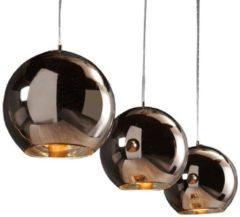 Zaloni Hanglamp Beverly 150 cm hoog - koper