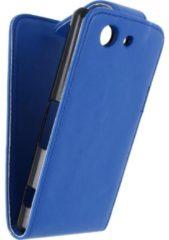 Xccess Flip Case Sony Xperia Z3 Compact Blue - Xccess