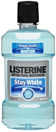 Afbeelding van Listerine Mondwater Listerine Mondwater Stay White