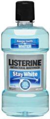 Listerine Mondwater Listerine Mondwater Stay White