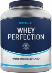 Body & Fit Whey Perfection - Whey Protein / Proteine Shake - Toasted Marshmallow - 2270 gram (81 shakes)