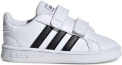 Adidas Grand Court Sneakers - Schoenen - wit - 27
