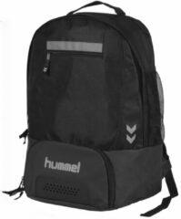 Hummel Leeston Backpack Sporttas - Zwart - Maat One Size