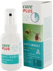 Tropenzorg bv Natuurlijke muggenspray Care Plus Natural 60 ml