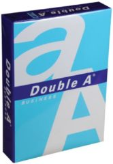 Witte Double A Business printpapier formaat A4 75 g pak van 500 vel