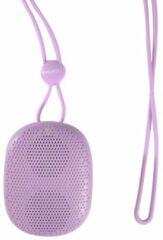 Draagbare speaker - Aansluiting voor Micro SD kaart - Terratec