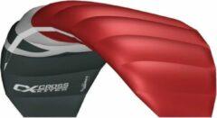 Cross Kites Boarder 1.5 Rood Matras vlieger (2-lijns + Control-bar)