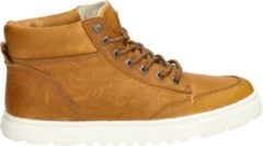 Hub Glasgow heren veterboot - Cognac - Maat 40