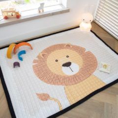 Love by Lily .com Love by Lily - groot speelkleed - Mr. Chairman Lion - 200x150cm