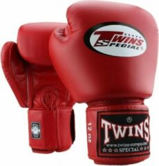 Twins Special - (kick)bokshandschoenen - BGVL3 - Rood - 16oz
