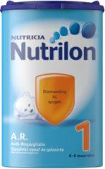 Nutrilon A.R. 1 - vanaf 0 maanden - dieetvoeding bij spugen - 800 gram - Flesvoeding